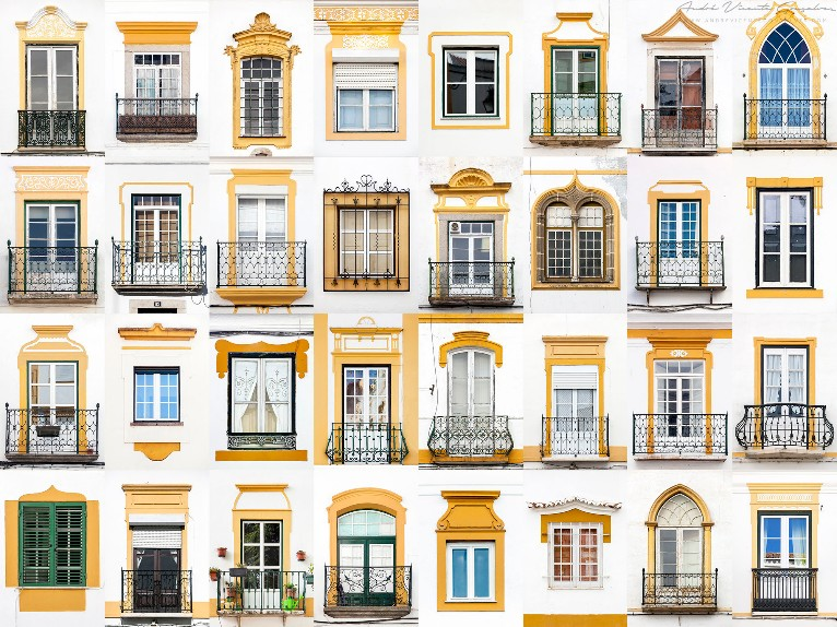 The Enchanting Diversity Of Windows Captured In 416 Shots