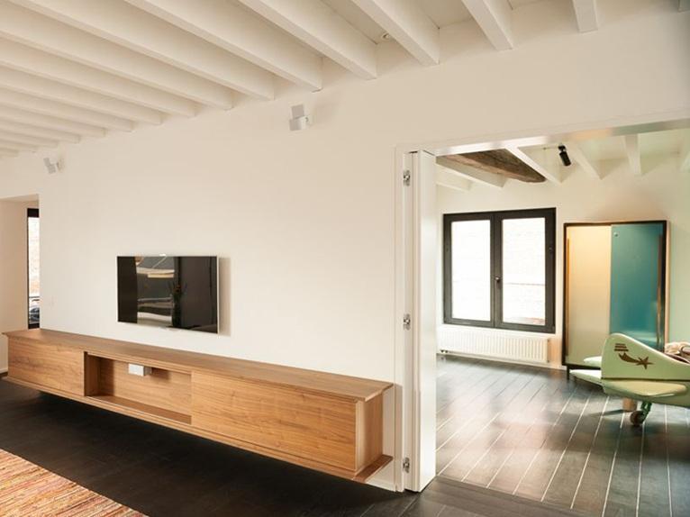House LKS in Belgium by P8 Architecten