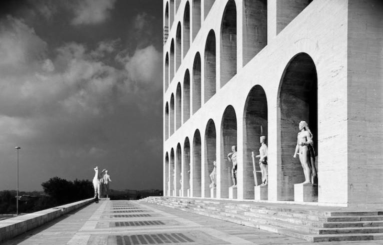 Architettura fascista non fascista for Elenco studi di architettura roma