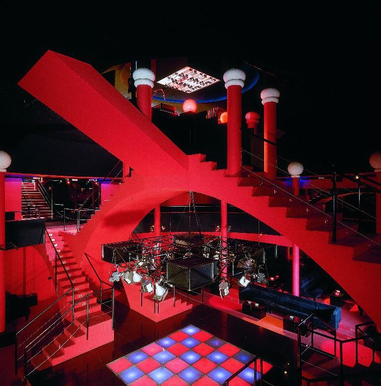 museum vitra architecture nightclub exhibition fever night 1960s disco interior nightclubs discotheque san flash club studio exhibitions 1972 dalmazzo borgo