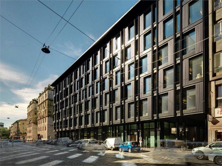 The La Serenissima Building In Milan Park Associati S