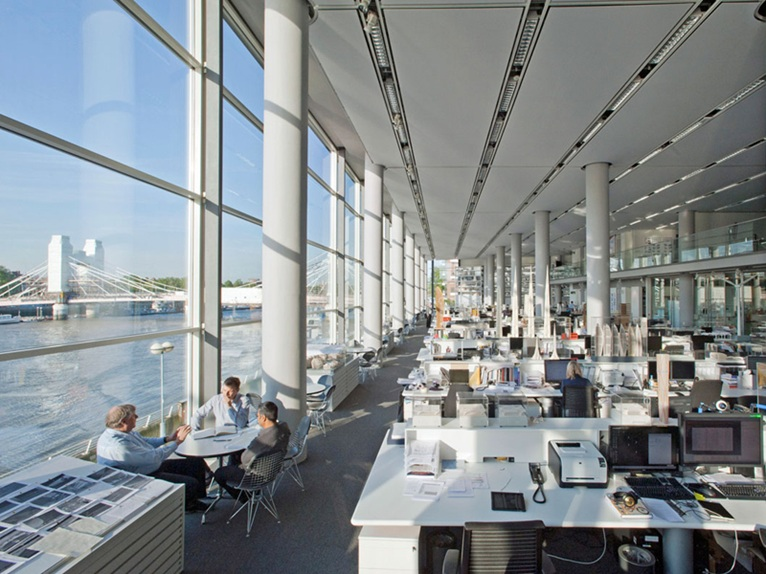 FosterPartners HQ Will Open Its Doors For 2013 London