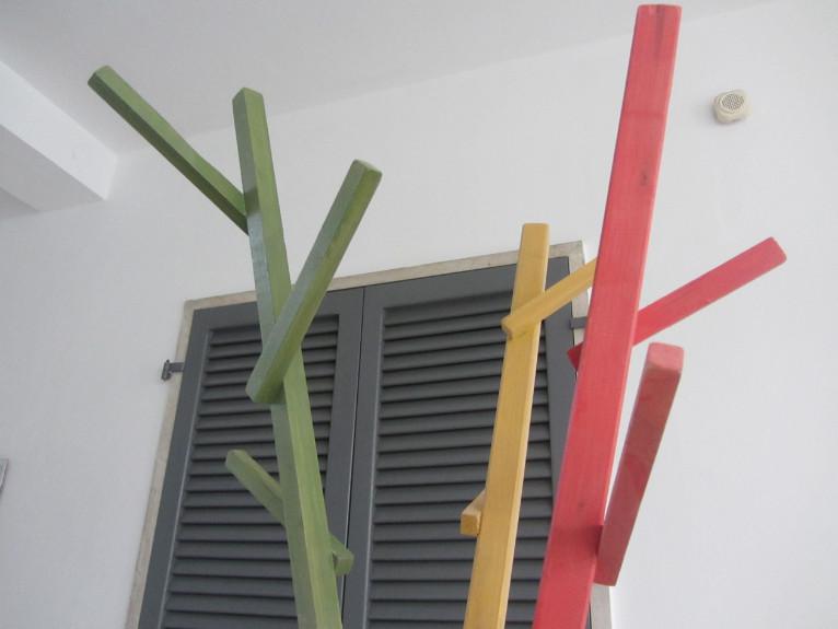 Sedute in policarbonato trasparente di kartell arredare con stile