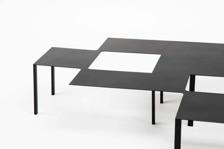 shelf + desk + chair = office!
