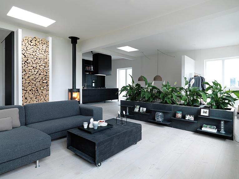 Home tour morten bo jensen minimalist living for Minimalist home tour