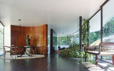 What does the Home of an Architect look like?