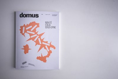 Casa #A236 su Domus n°1013 pubblicata da Velux Italia