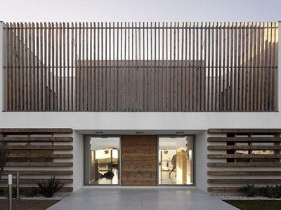 Fragmentos de Arquitectura's Casa PDR 385 in Leira