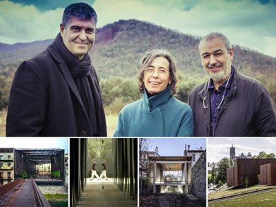 The 2017 Pritzker Prize goes to Rafael Aranda, Carme Pigem and Ramon Vilalta