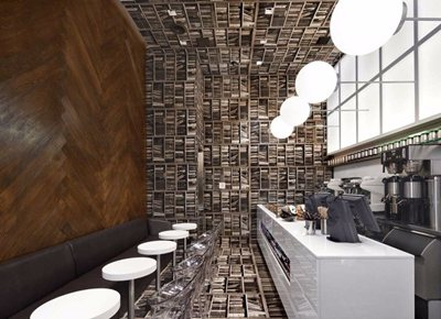 Top Coffee House Interiors from Around the World