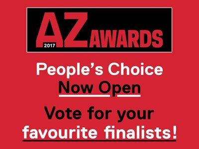 AZ Awards 2017: Meet the Finalists