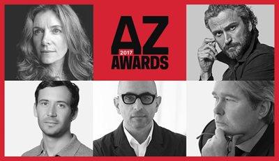 The 2017 AZ Awards jurors announced