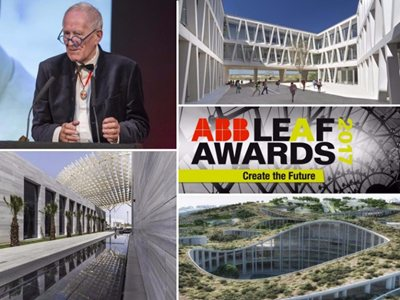 2017 ABB LEAF Awards Winners