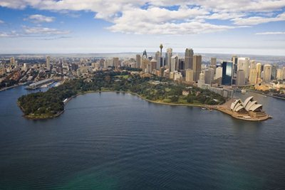 Grant Associates appointed by The Royal Botanic Garden Sydney, Australia