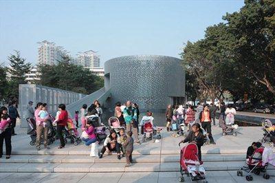 Urbanus design the new marriage registration centre in Shenzen
