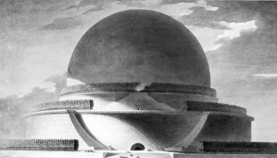 The Sphere in Architecture: from Étienne-Louis Boullée to Renzo Piano