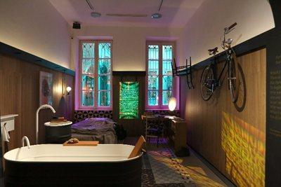 Lissoni + Urquiola. Elle Decor Grand Hotel