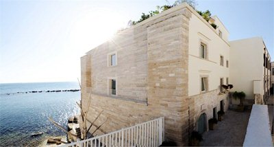 A union of the historical and the contemporary in the Bufi Resort