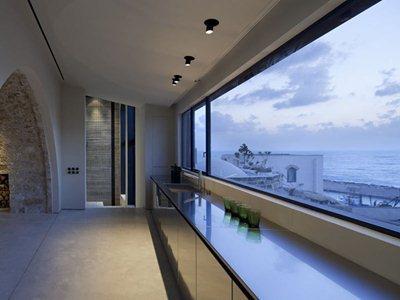 The Factory Jaffa House by Pitsou Kedem Architects