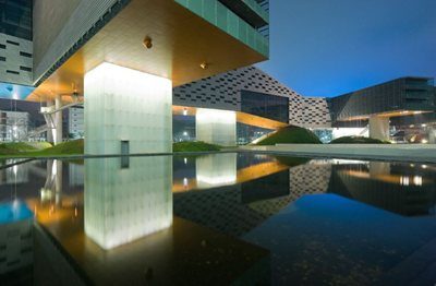 The Experience of the Architectural space