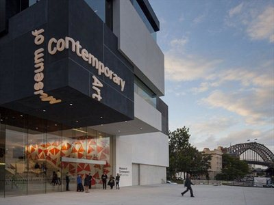 MCA, the new Museum of Contemporary Art in Sydney