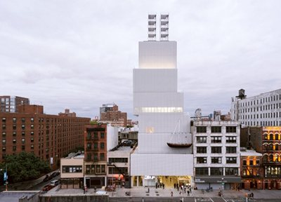 New Museum Selects OMA as Architects for Expansion