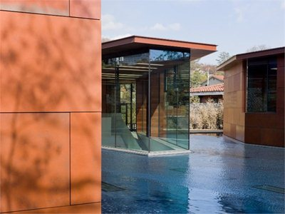 Daeyang Gallery and House by Steven Holl wins 2012 Leaf Award