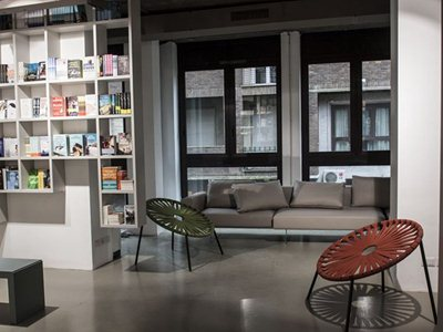 """Open"" the new space in Milan: More than just books"