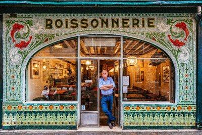 Paris' spirit through its shopfronts