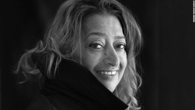 Architecture Icon Zaha Hadid dies at 65