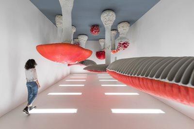 Torre Fondazione Prada: a journey through the Art along 9 floors