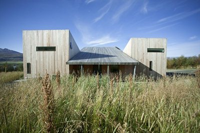 Villa Lola: a sustainable house in the wild nature of Iceland