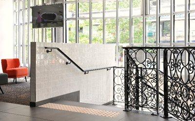 Cosmopolitan allure for the new Kyriad Bercy Hotel