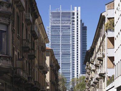 Intesa Sanpaolo skyscraper by Renzo Piano opened in Turin