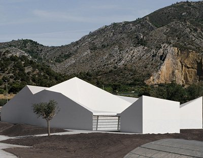 Carlos Ferrater: a playful approach to architecture in the landscape of Castellón