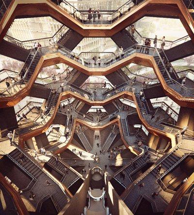 New York: a Public Landmark by Heatherwick Studio unveiled