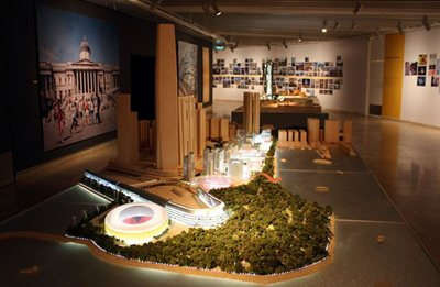 Foster + Partners exhibition opens in Kuala Lumpur