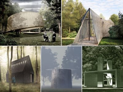 10 Vatican Chapels for The Holy See Pavilion at the Biennale Architettura 2018