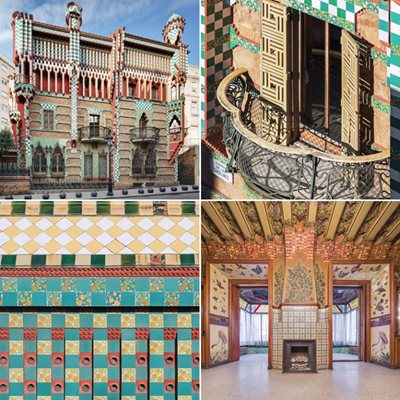 Casa Vicens, from private housing to UNESCO heritage
