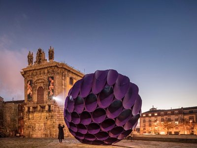 Eclipse: an installation to celebrate the heritage