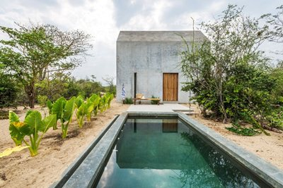 A holiday retreat in Mexico