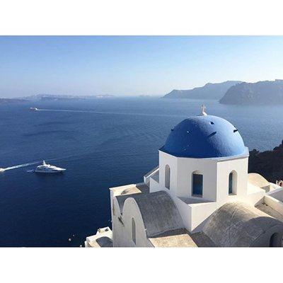 #Archilovers_Santorini