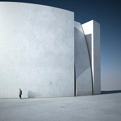 'What is metaphysics?': Philosophy meets Architecture