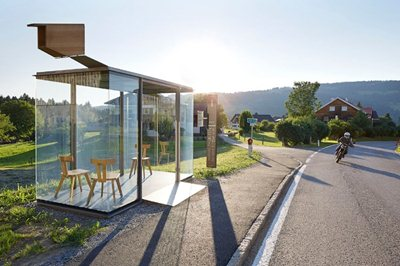 Seven architects have reinvented little bus shelters