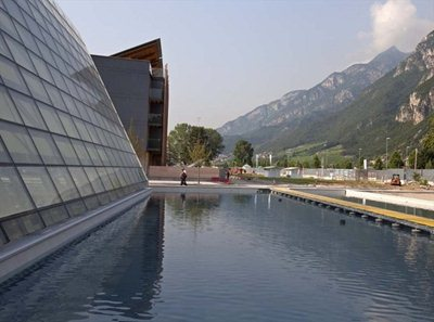 Renzo Piano hands over the MUSE to the city of Trento