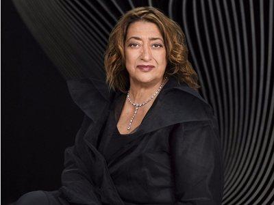 Dame Zaha Hadid, 1950-2016