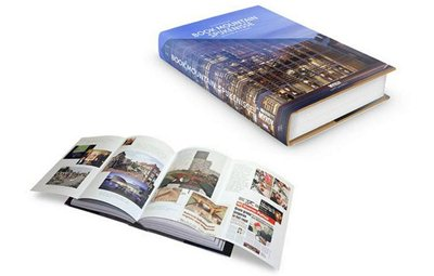 """The """"Book Mountain Spijkenisse"""" by MVRDV becomes a book"""