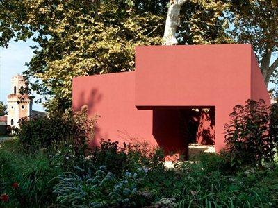 "Alvaro Siza's ""itinerary"" through the Giardino delle Vergini"