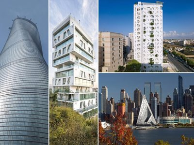 CTBUH Unveils 2016 Tall Building Awards Winners