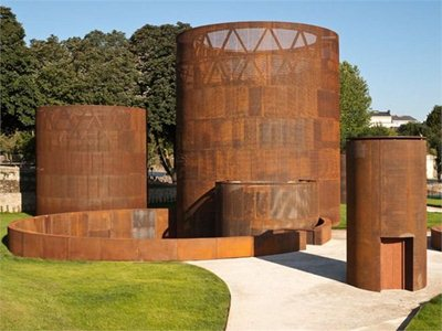 History museum of lugo nieto sobejano arquitectos - Arquitectos lugo ...
